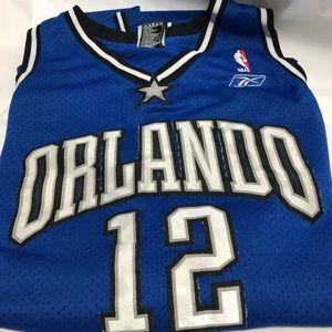 Dwight Howard Reebok Jersey Size XL #12 Le…